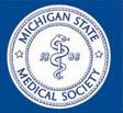 MICHIGAN STATE MEDICAL SOCIETY logo