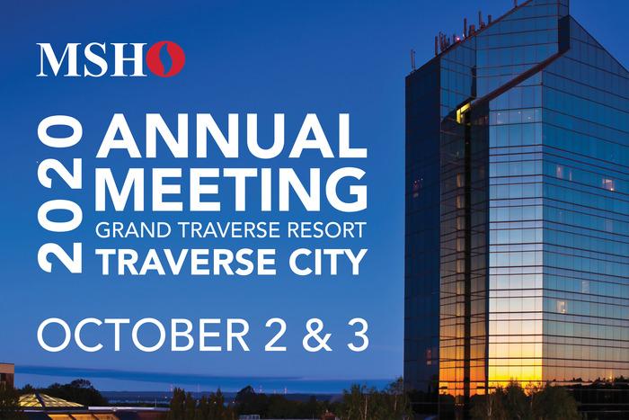 2020 Annual Meeting Website Banner