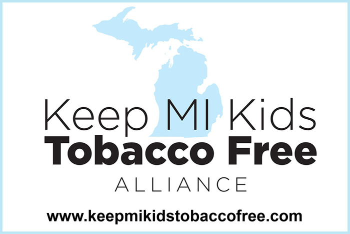 Keep Kids Tobacco Free Website Banner