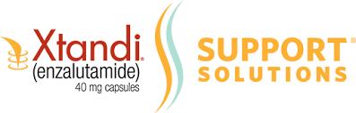 Astellas Xtandi Support Solutions Logo