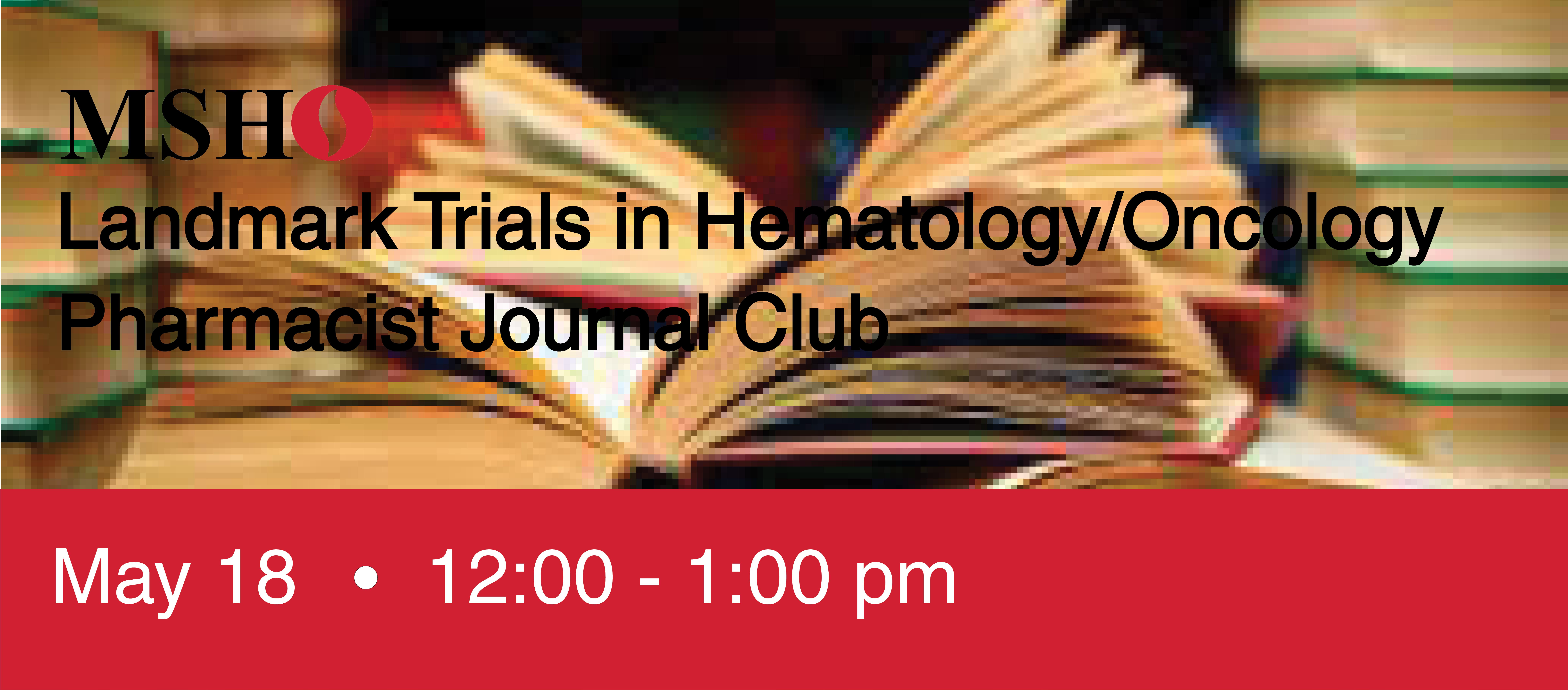 Pharmacist Journal Club